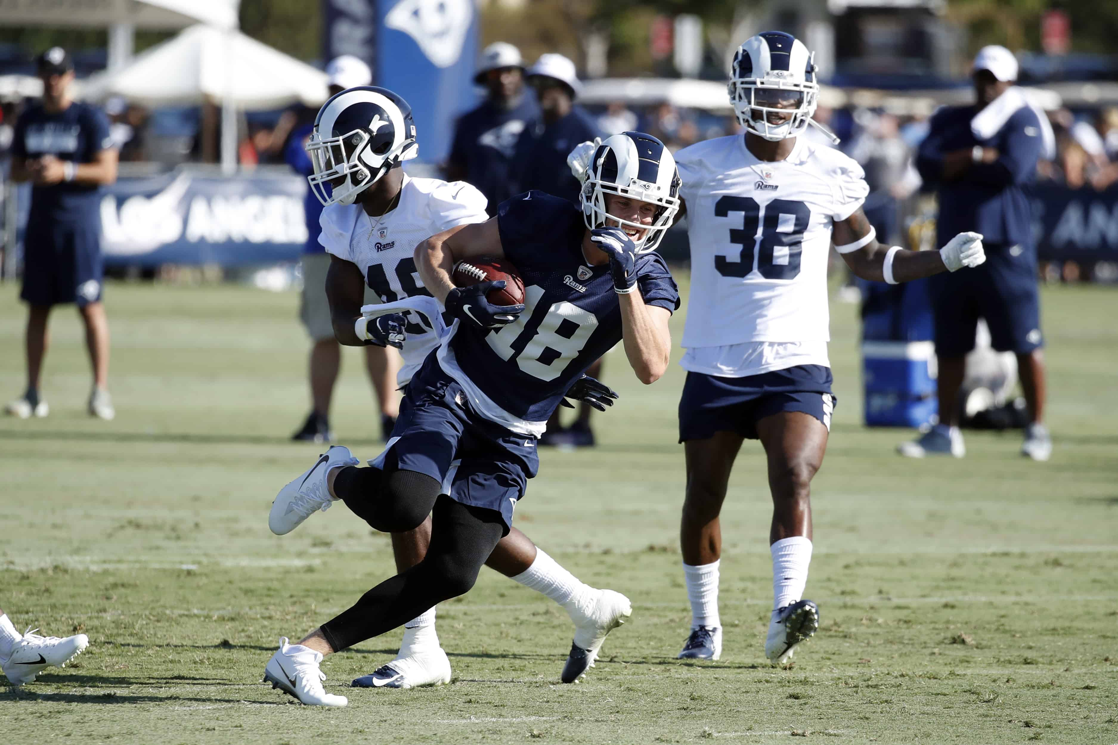 Cooper Kupp Not Todd Gurley Was Biggest Loss For Rams Offense Sharp Football