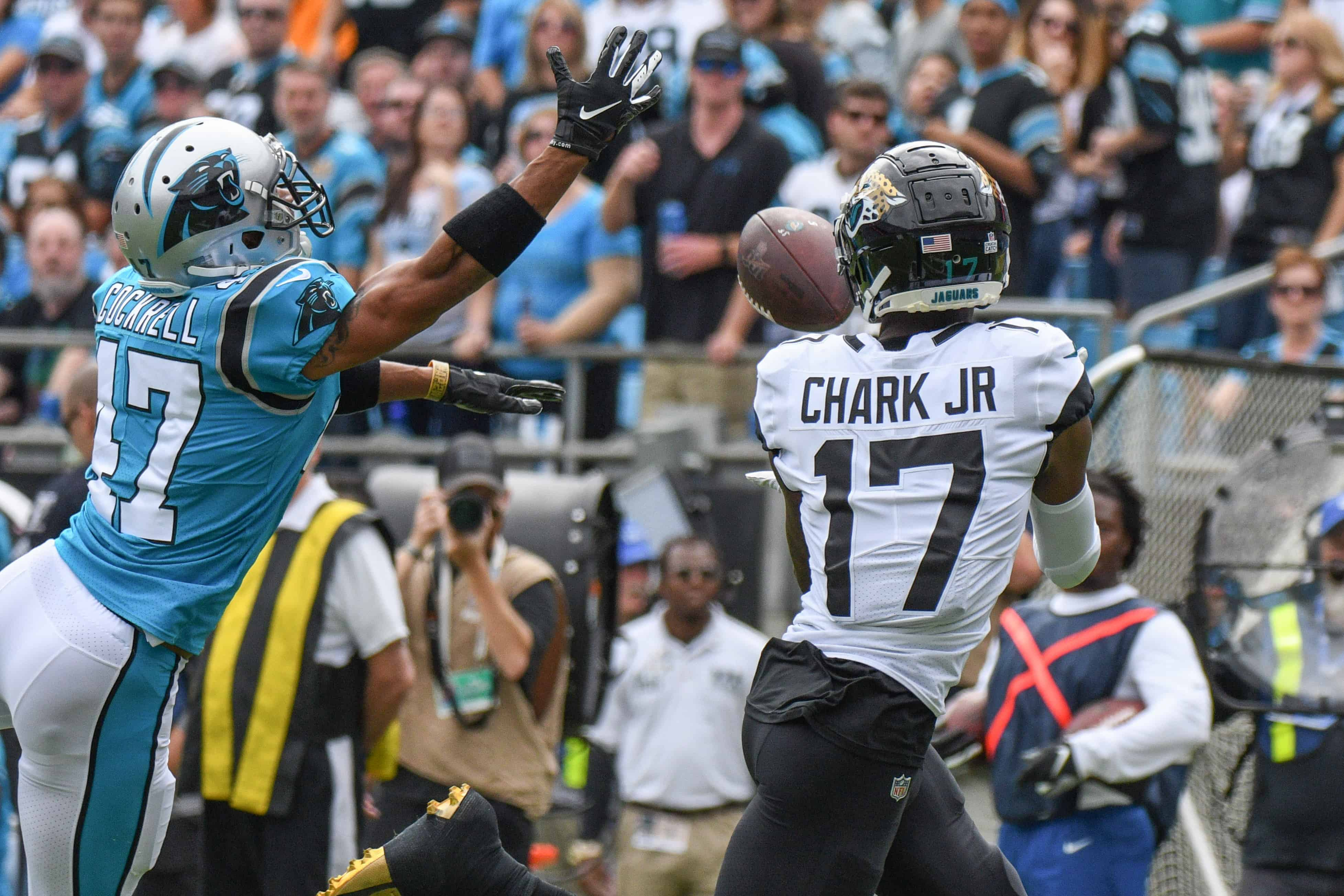 D J Chark Dk Metcalf A New Wave Of Deep Threats Sharp Football