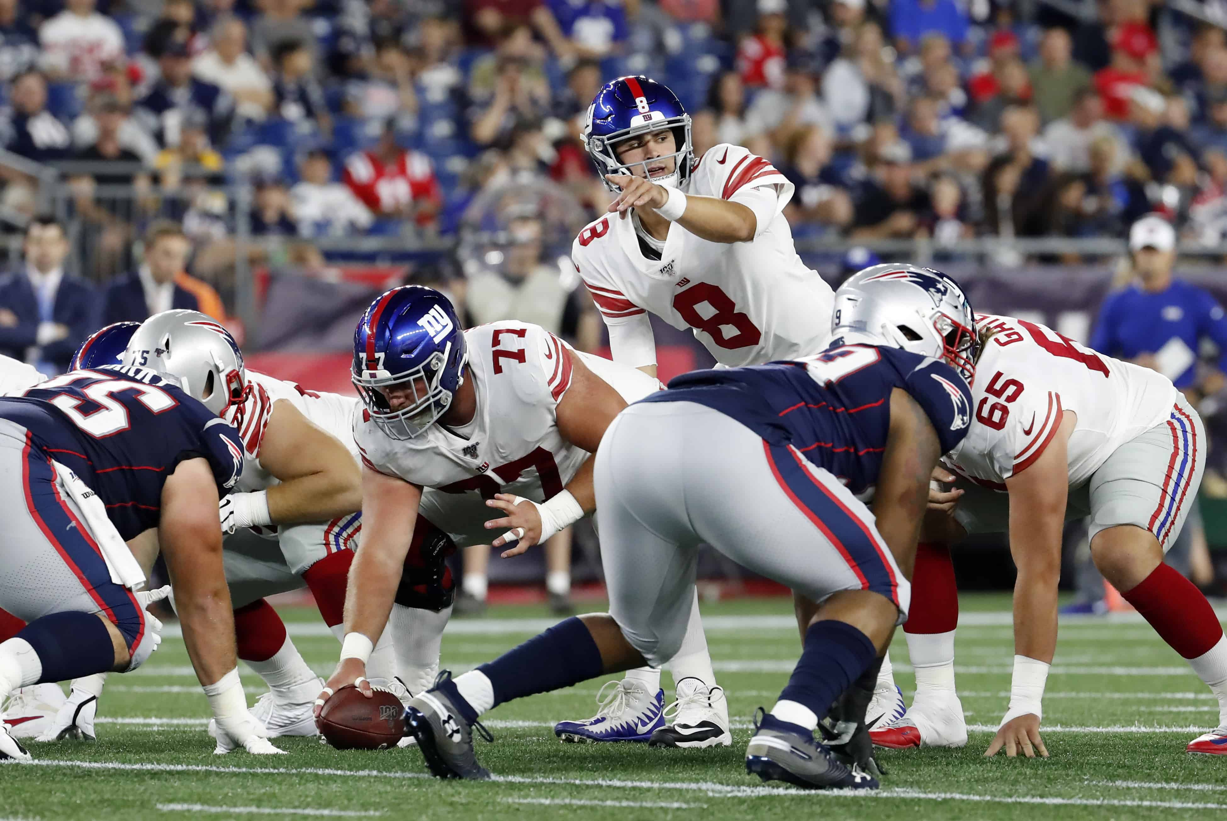 Week 6 Thursday Night Football Betting Guide Giants At
