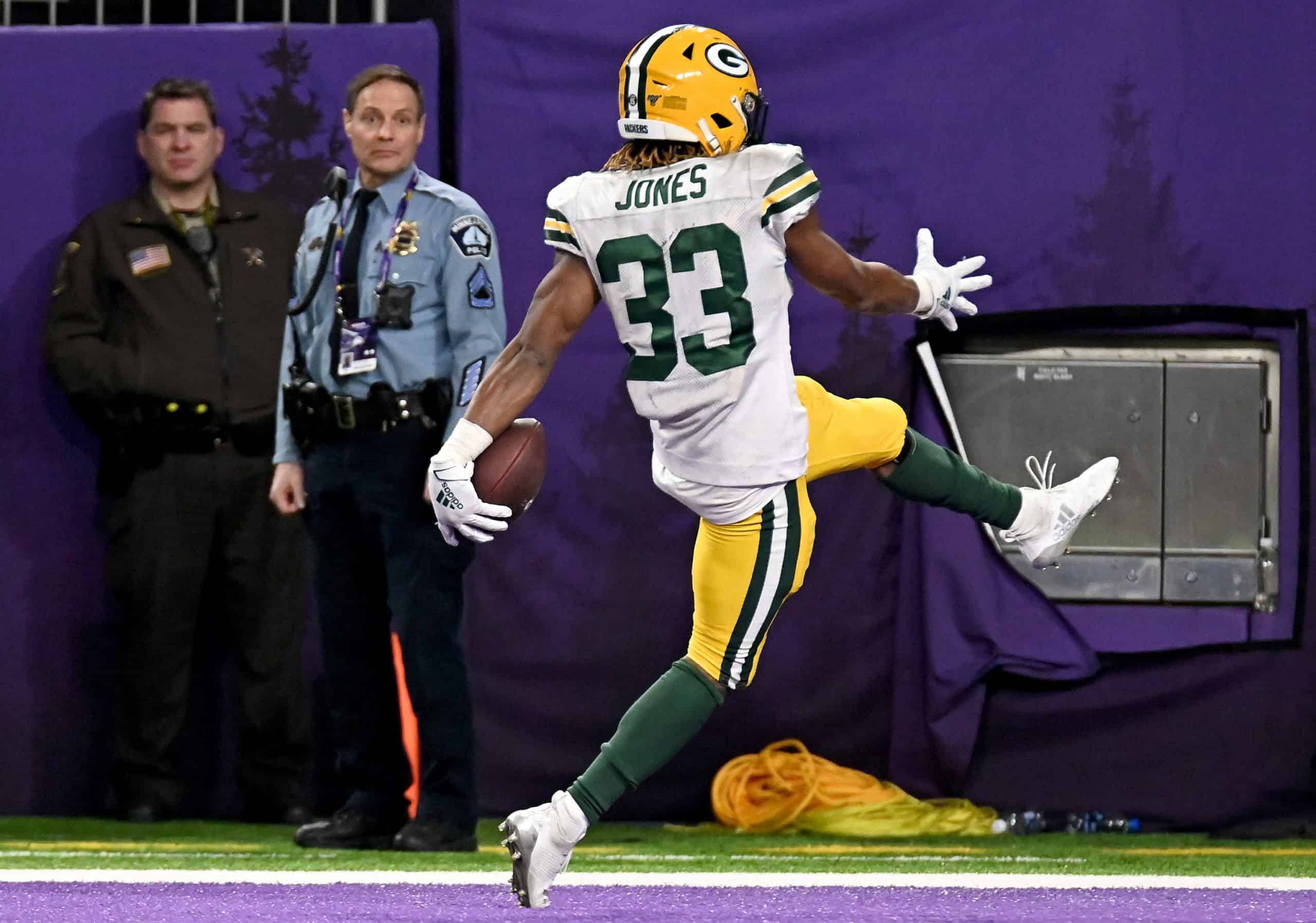 Dynasty Buy Sell Or Hold Aaron Jones Sharp Football