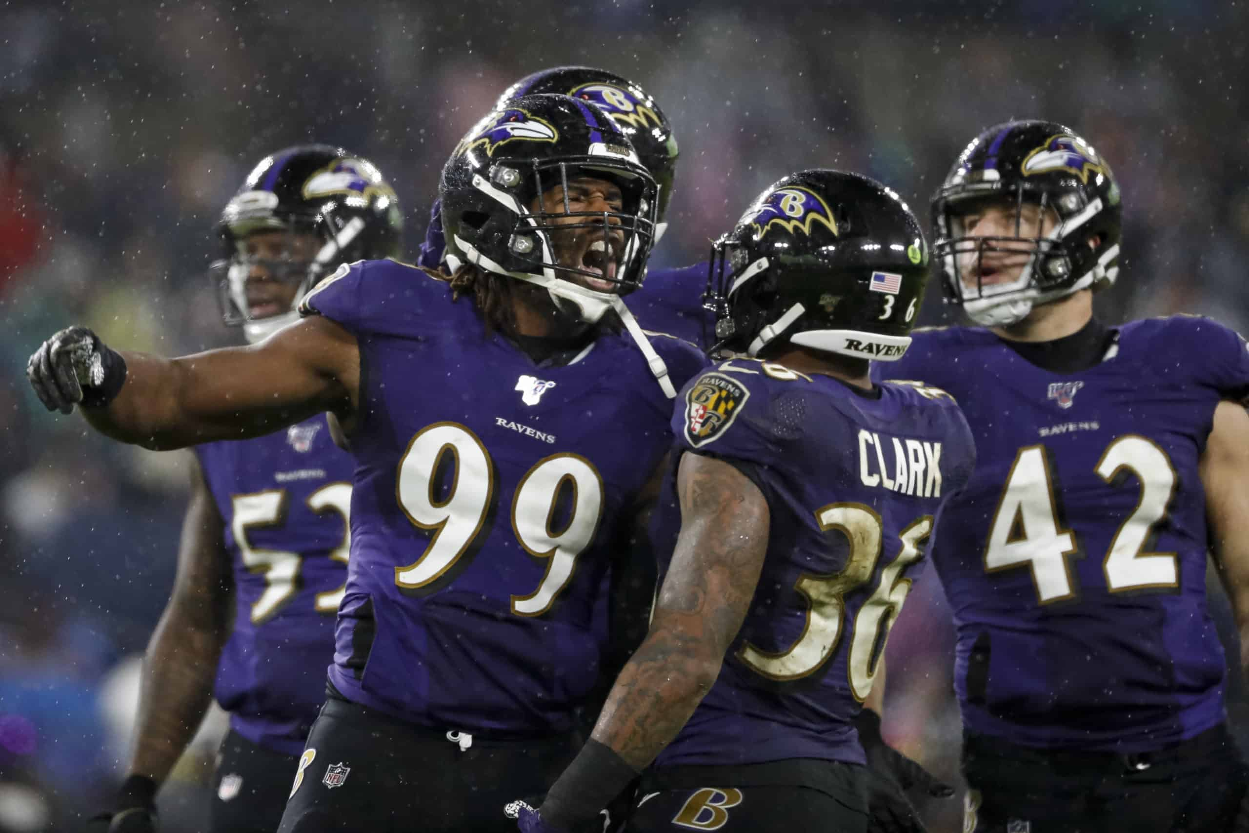 What Are The Baltimore Ravens' Team Needs In The 2020 NFL Draft? | Sharp Football