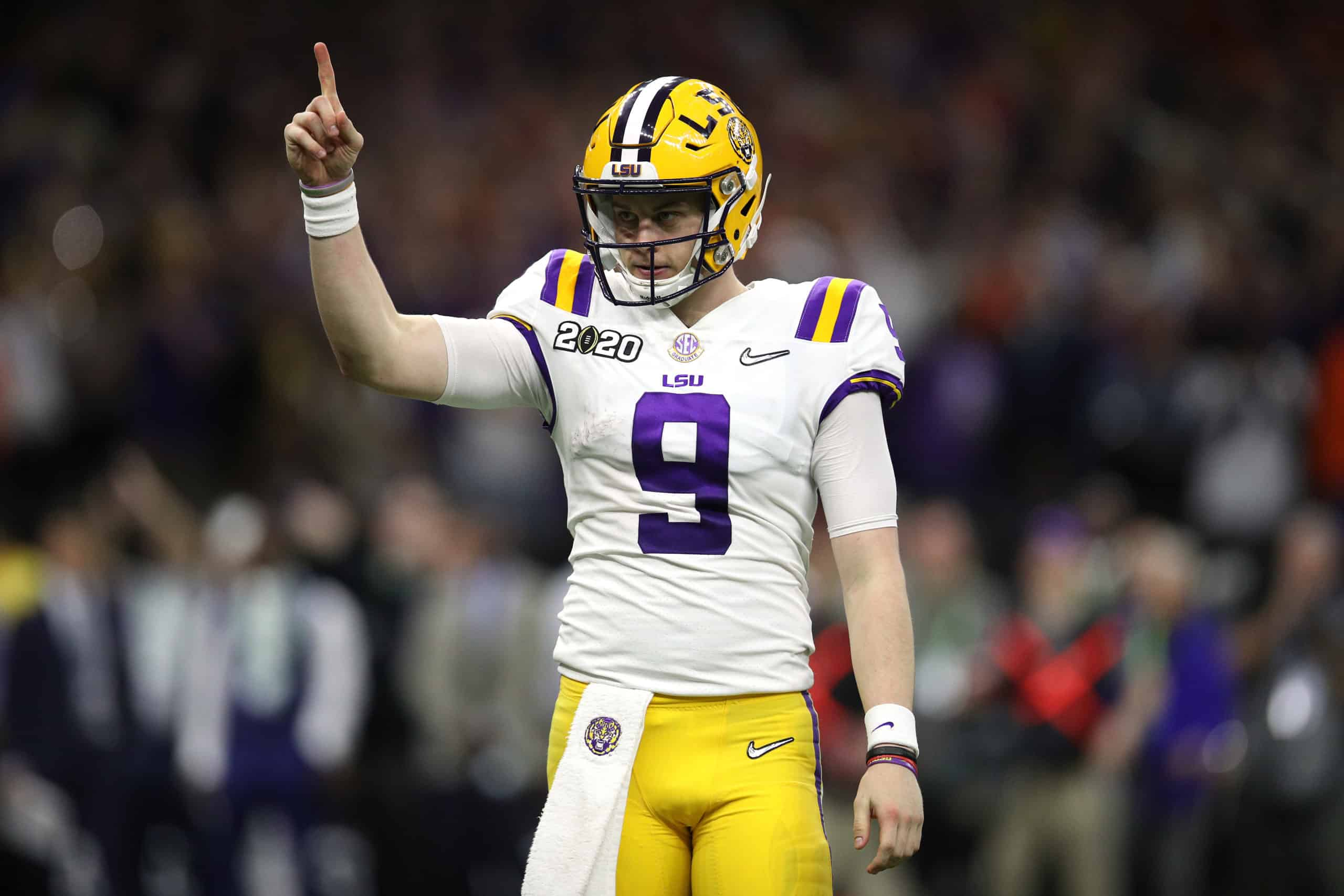 Joe Burrow Might Be The Best First Down Quarterback We've Ever ...