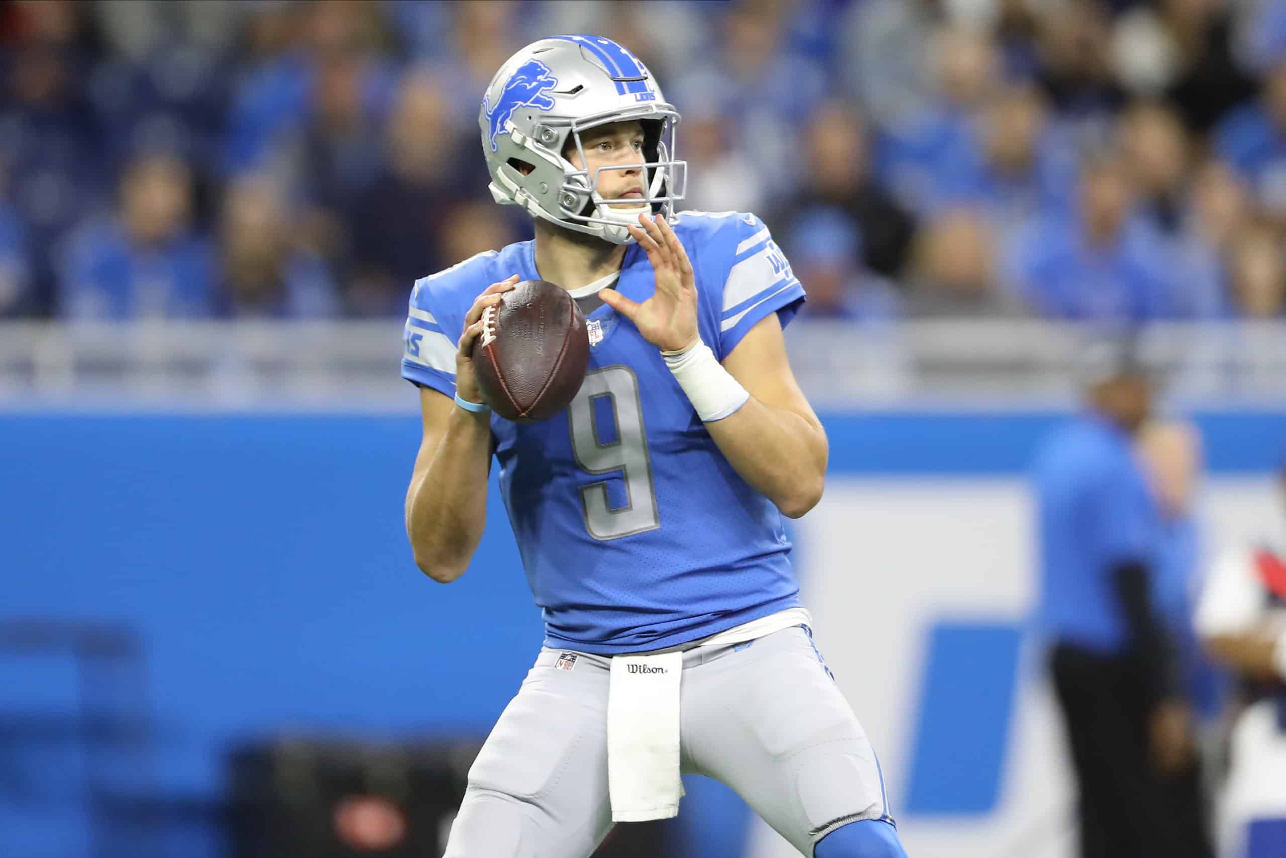 Can Matthew Stafford Make The Detroit Lions A Threat In 2020 Sharp Football