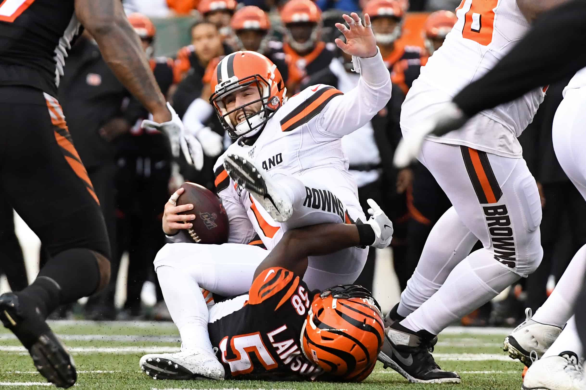 Bengals vs Browns Fantasy Football Worksheet, Week 2 | Sharp Football