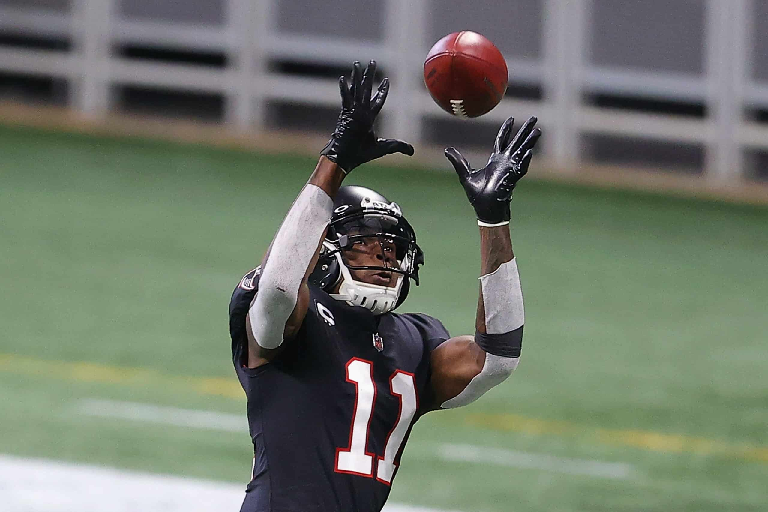 Does The Julio Jones Trade Make The Tennessee Titans Top ...