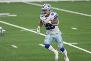 Fantasy Football: Handcuff History, Cheap RB1s, and Ambiguous Backfields